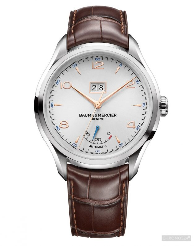 Baume&Mercier Clifton Big Date and Power Reserve