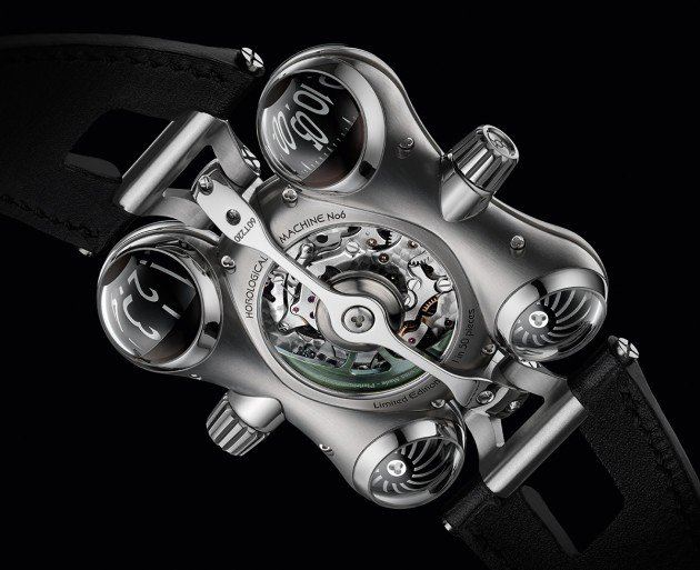 "Horological Machine No.6 ""Space Pirate"""