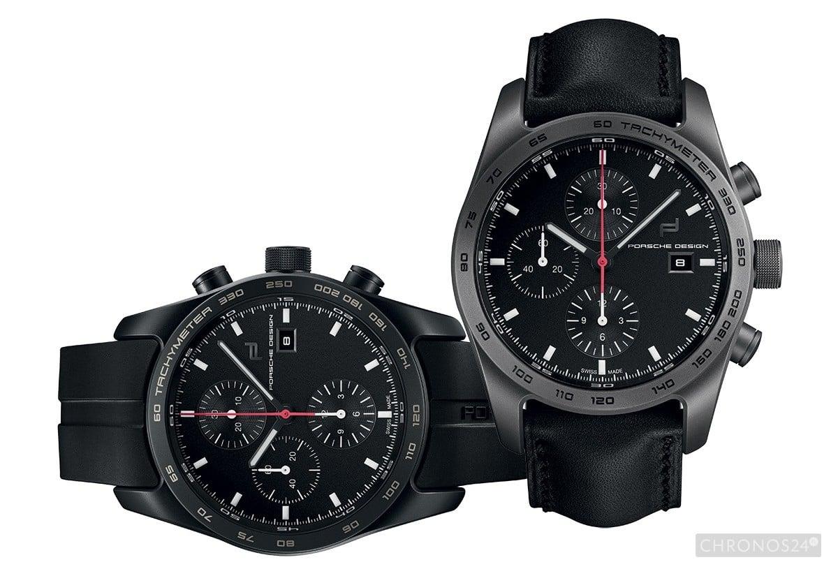 Porsche Design Timepiece No. 1 oraz Chronograph Titanium
