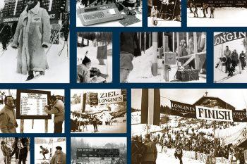 Longines - chronometraż w narciarstwie