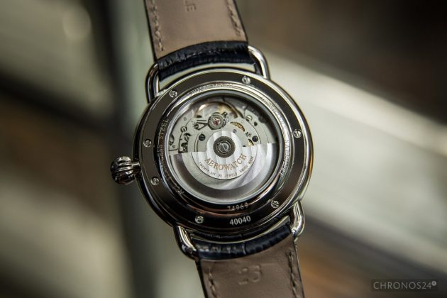 Aerowatch 1942 Moon Phases Automatic