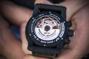 TimeWalker Extreme Chronograph DLC