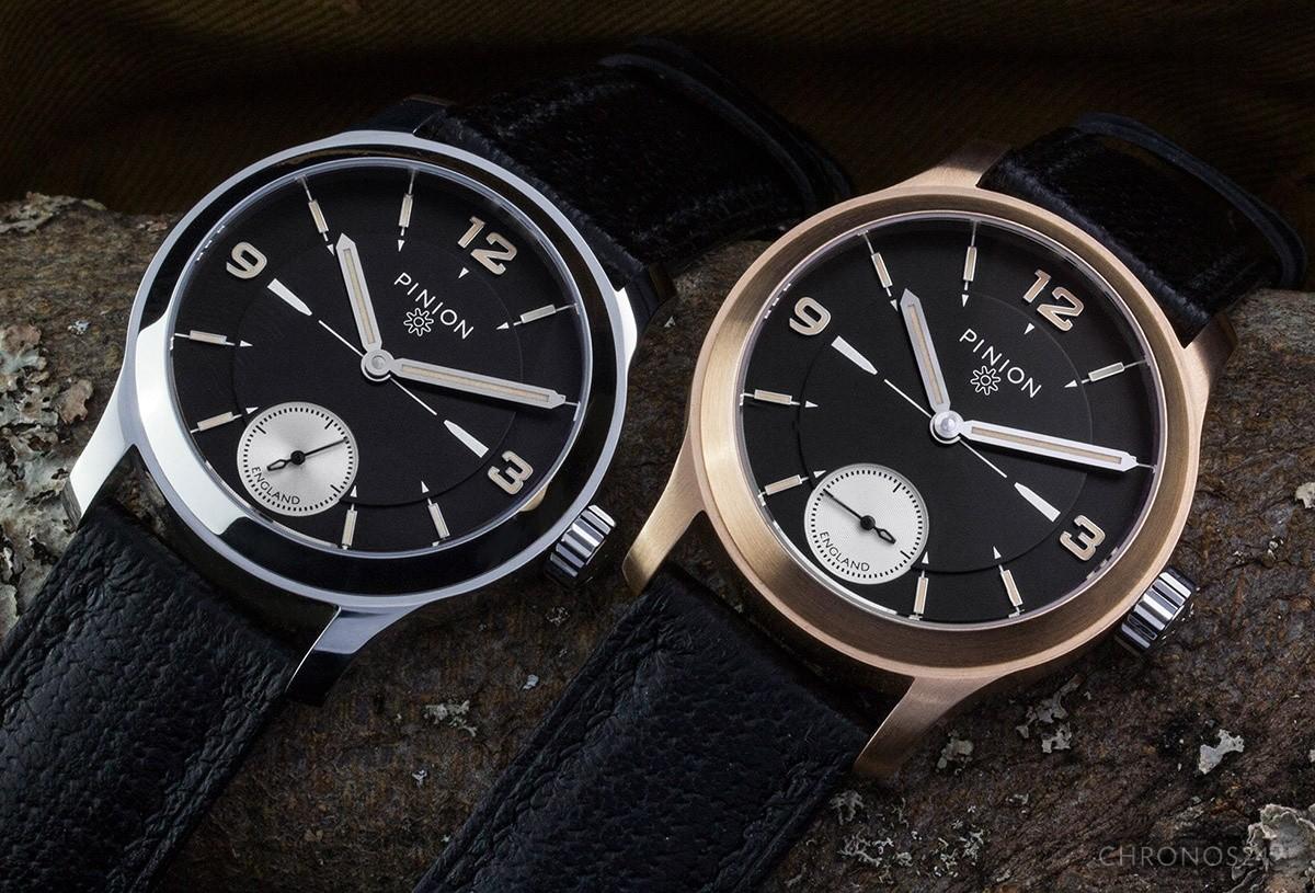 Pinion Watch