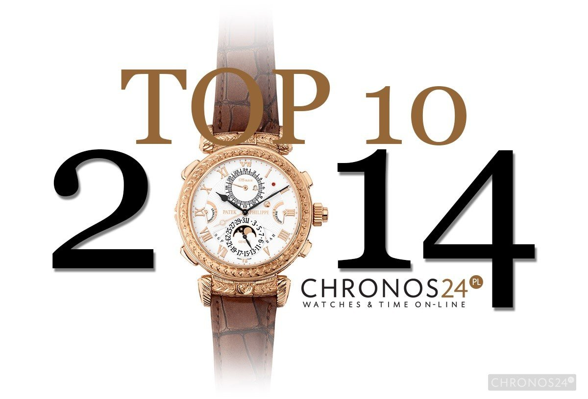 Najczęściej czytane w 2014 roku – chronosowy TOP 10