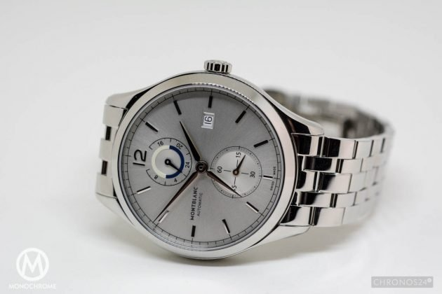 Heritage Chronometrie Dual Time / foto: Monochrome