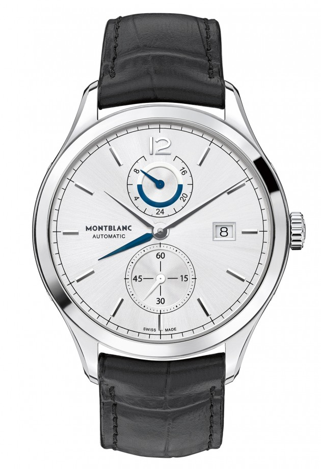 Heritage Chronometrie Dual Time