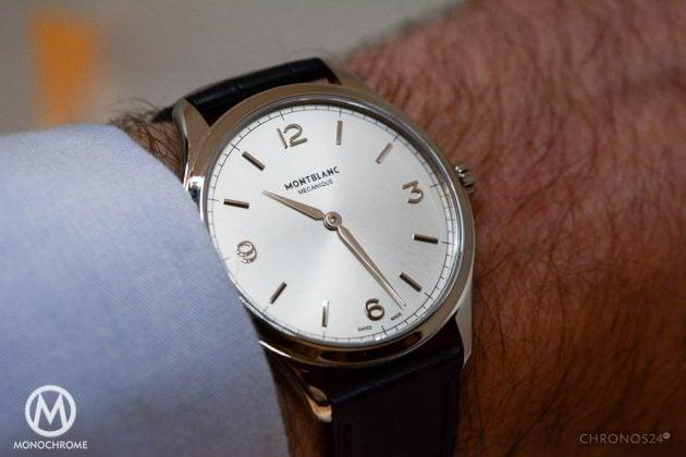Heritage Chronometrie Ultra Slim / foto: Monochrome