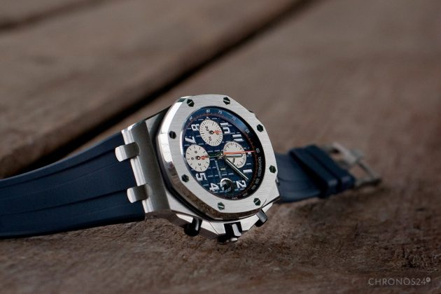 "Royal Oak Offshore Chronograph ""Navy"""