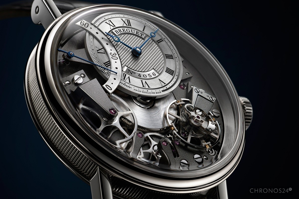 Tradition Automatique Seconde Retrograde 7097