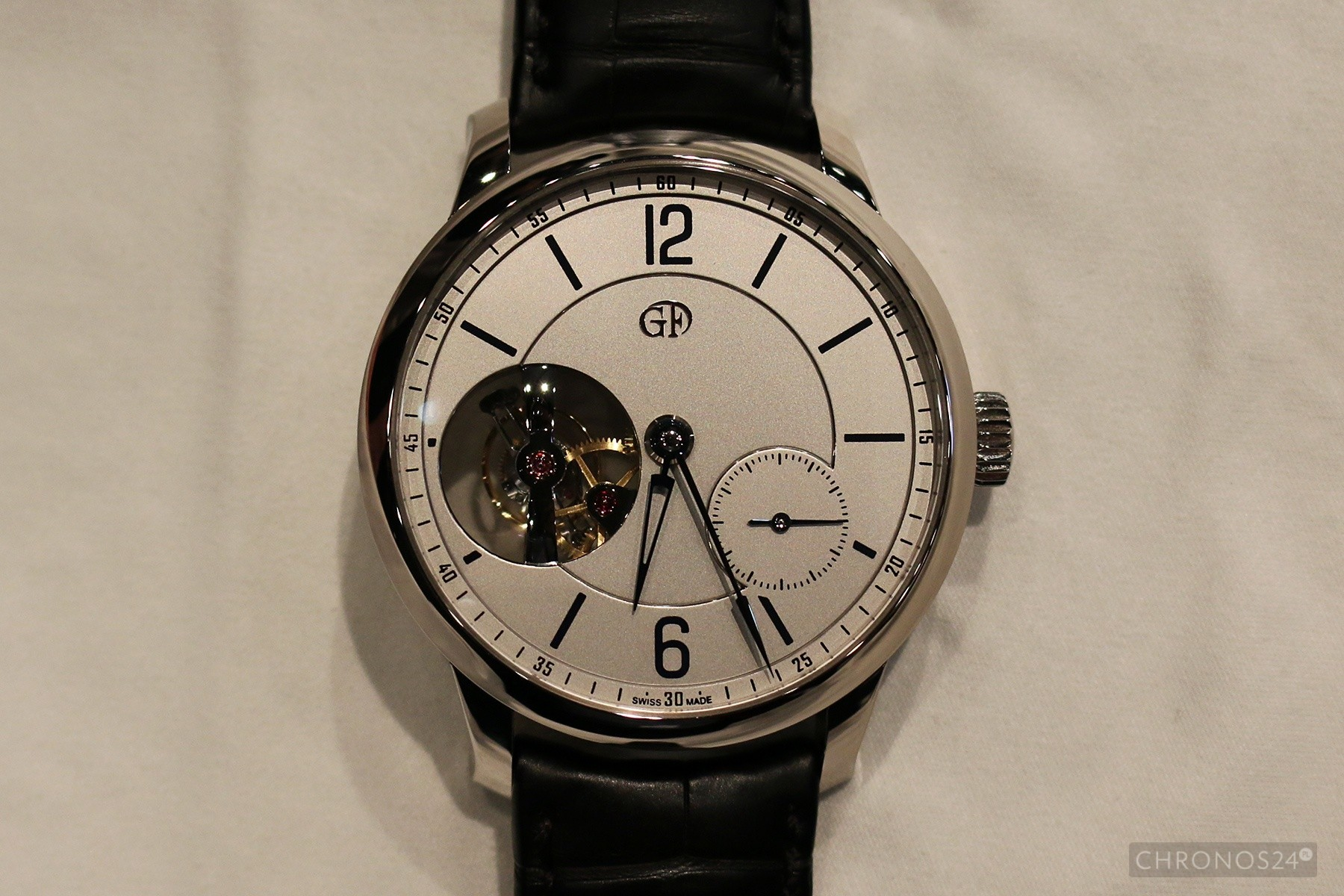 Tourbillon 24 Seconds Vision