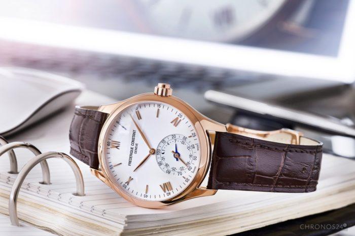 Frederique Constant i Alpina prezentują swoje pierwsze smartwatche