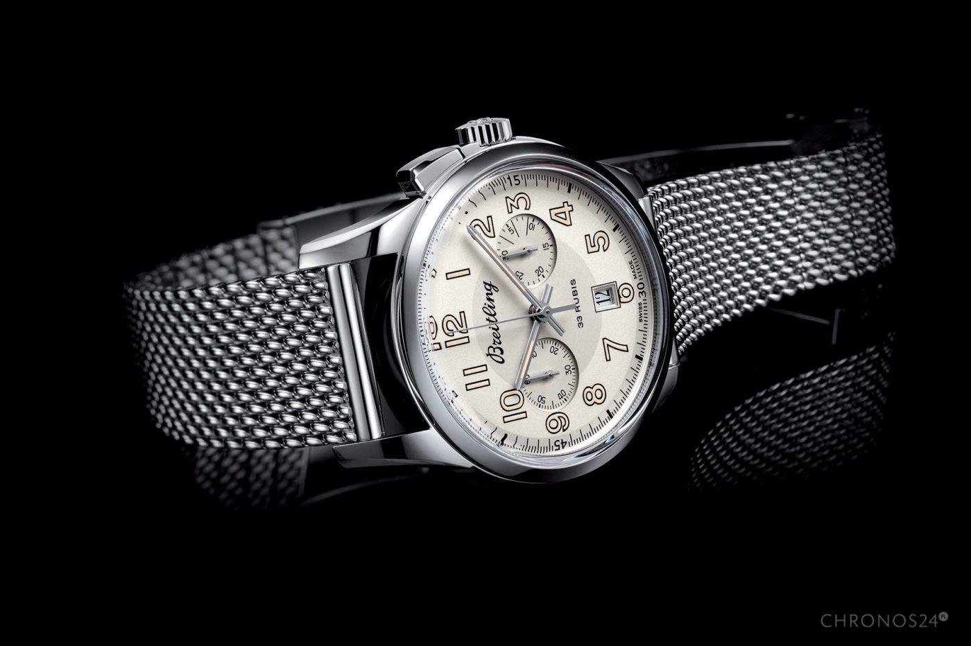 Basel 2015: Breitling Transocean Chronograph 1915
