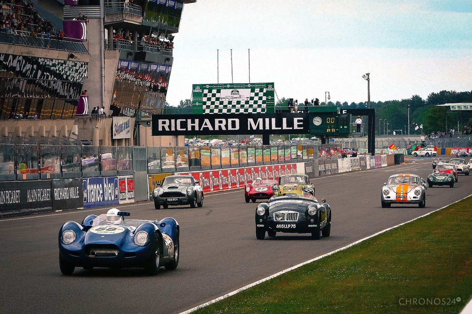 24h Le Mans / foto: Didier Gourdon