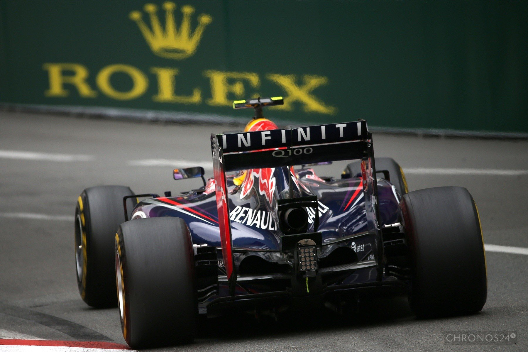 Rolex i F1 - Grand Prix Australii 2014