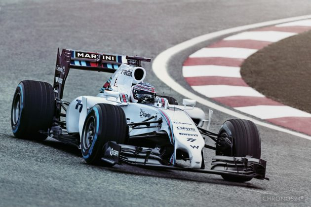 Oris Williams F1