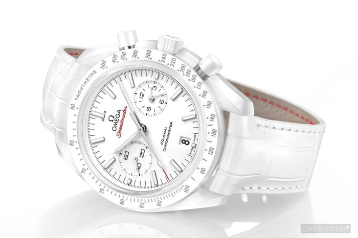 Omega Speedmaster White Side Of The Moon