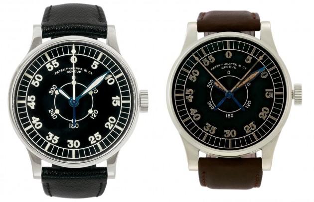 Zegarki PP dla pilotów