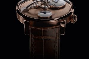 "MB&F Legacy Machine 101 ""Frost"""