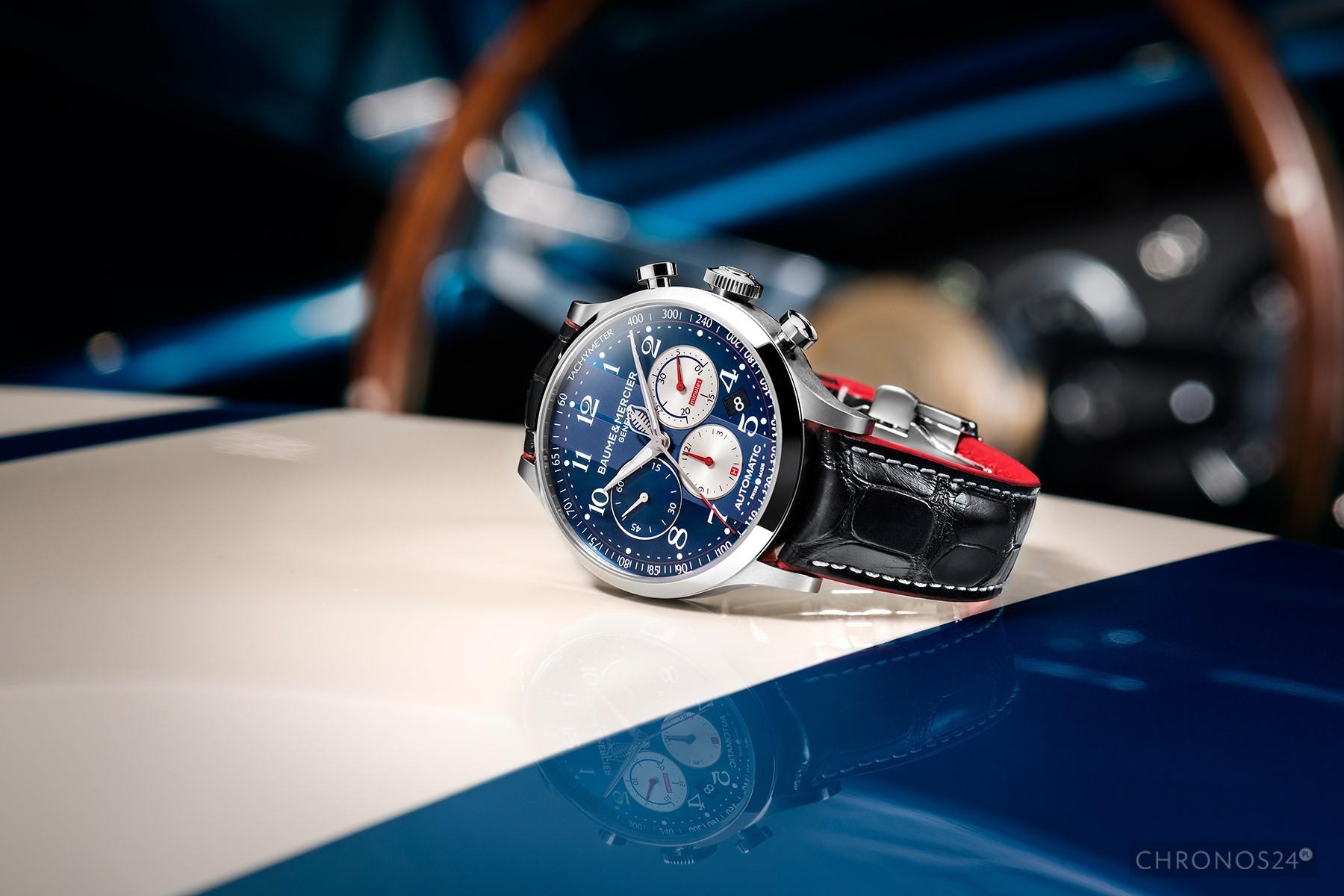 Baume & Mercier Capeland Shelby Cobra LE