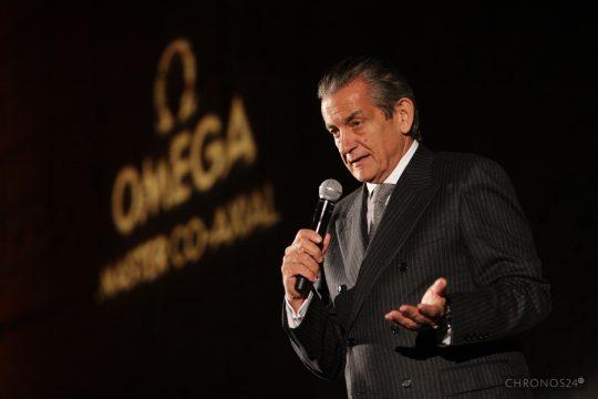Stephen Urquhart (CEO Omega)