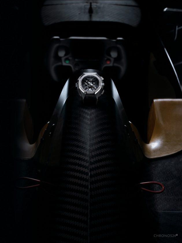 Audemars Piguet Royal Oak Concept Laptimer Michael Schumacher