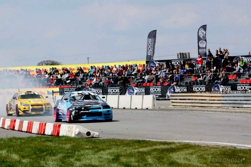 Drift Masters Grand Prix i Epos