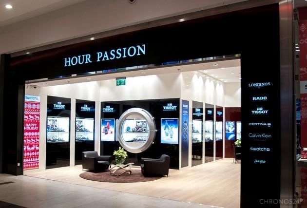 Butik Hour Passion