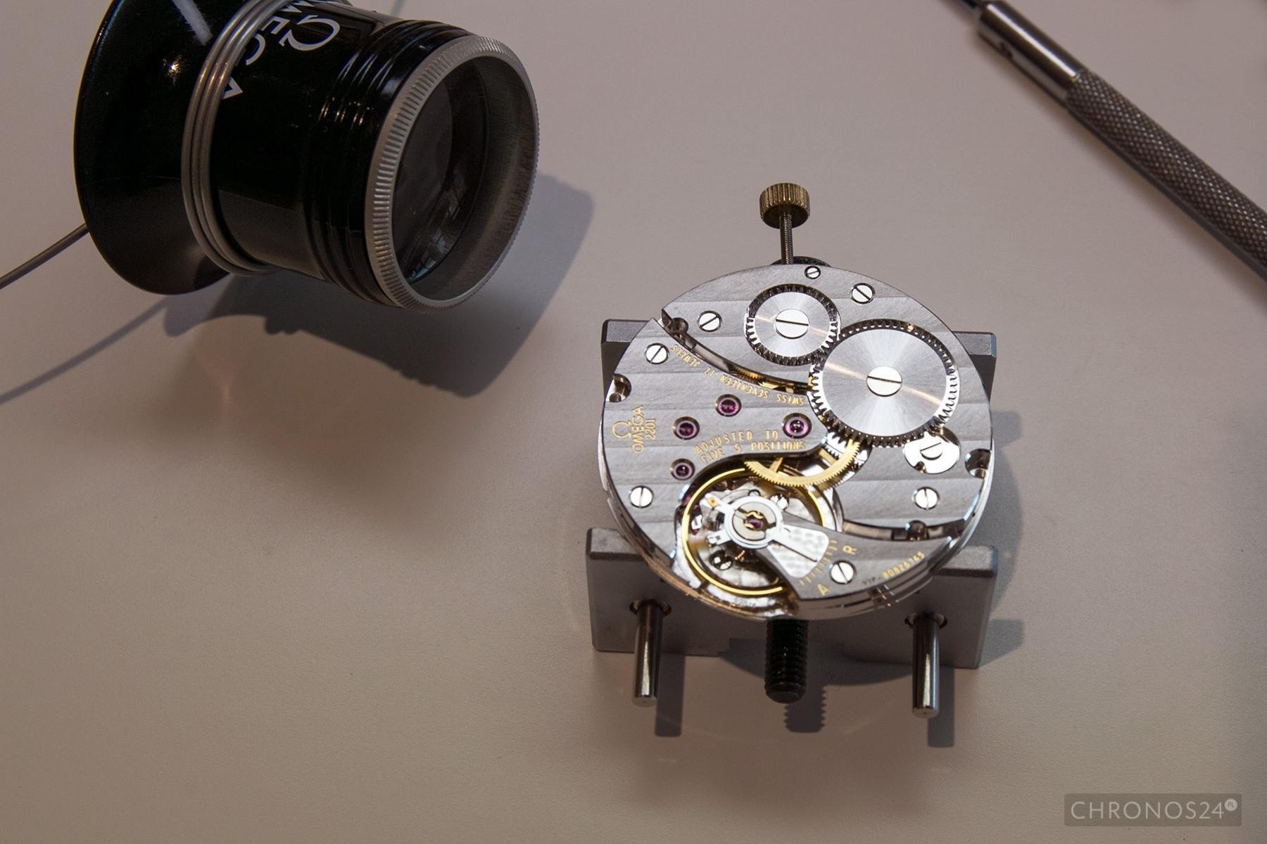 Omega Watchmaker Course