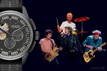 Zenith El Primero Chronomaster 1969 Rolling Stones