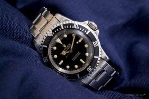 Rolex Submariner / foto: bexsonn.com