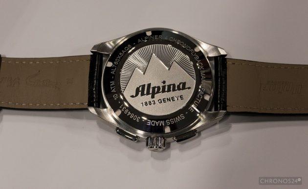 Alpina Alpiner 4 Flyback Chronograph