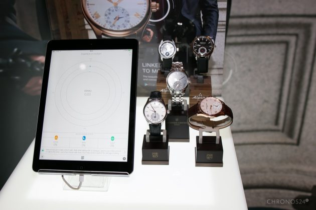 Frederique Constant Horological Smart Watch - XI Spotkanie Klubu Miłośników Zegarów i Zegarków