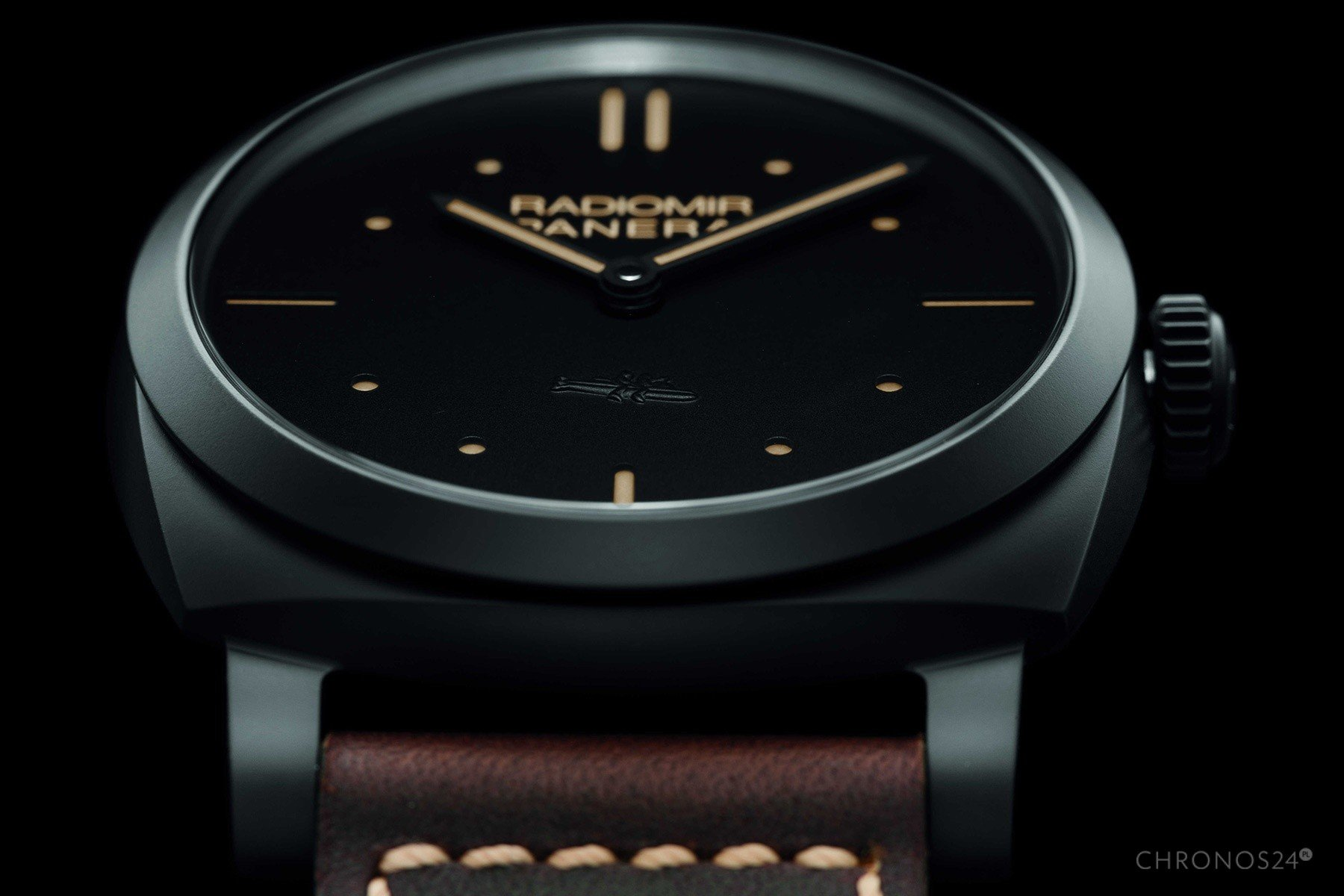 Officine Panerai Radiomir 1940 3 Days Ceramica 48mm