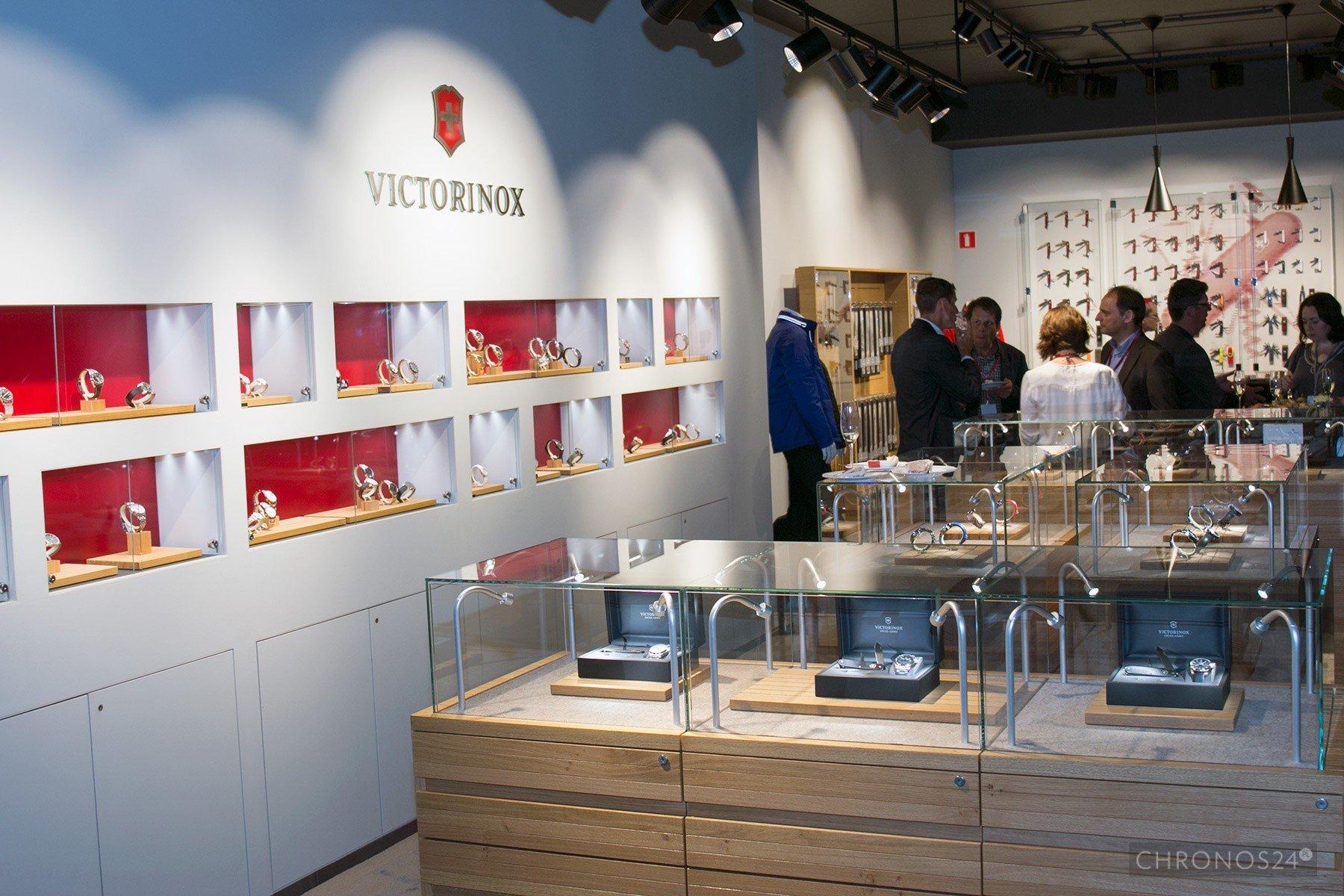 Showroom Victorinox
