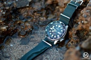 Seiko SKX007 / foto: monochrome-watches.com