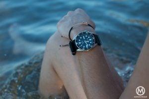 Seiko SKX007 / foto: monochrome-watches.com