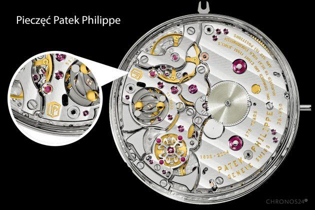 Pieczęć Patek Philippe