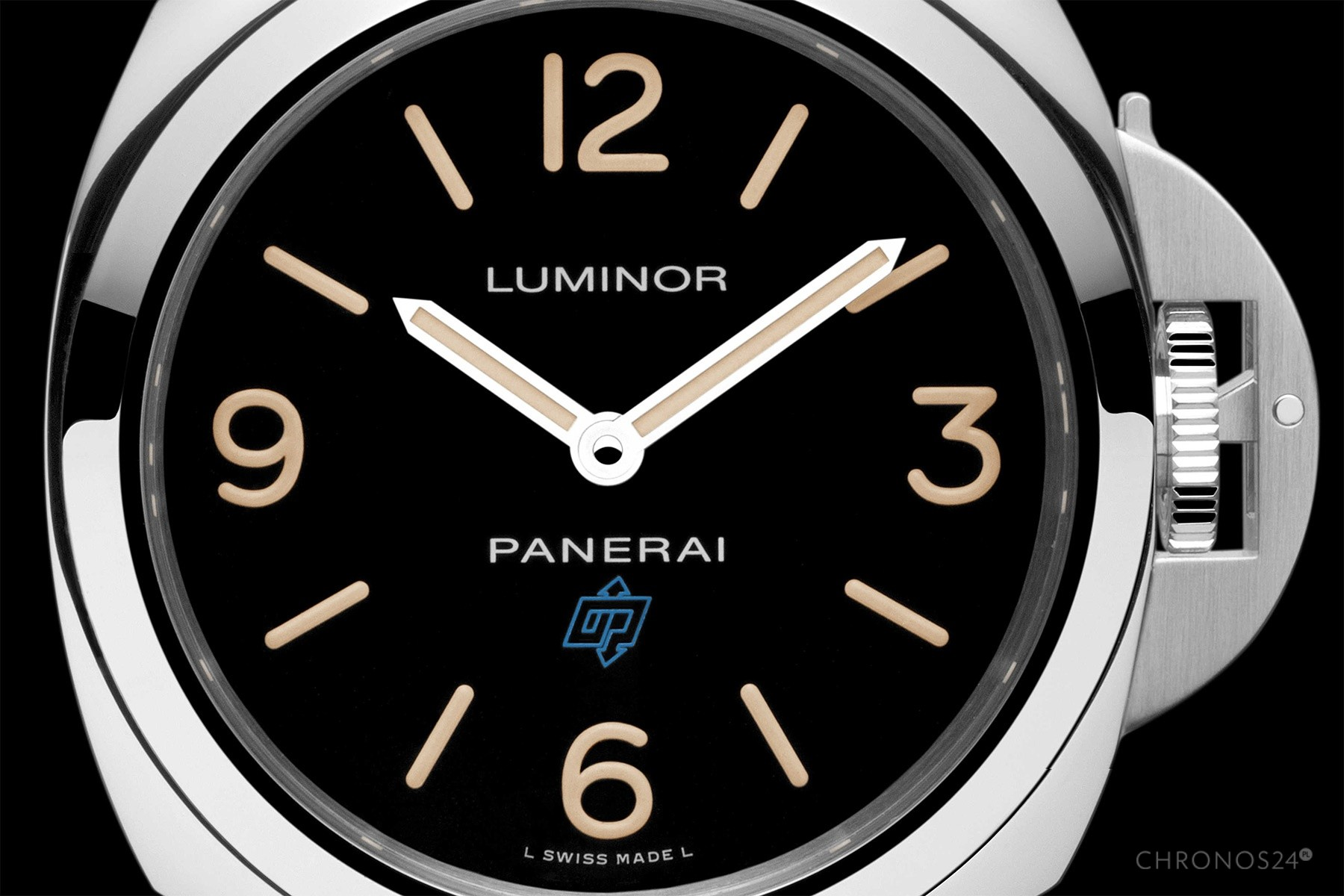 Panerai Luminor Base Logo Acciaio 44 mm, PAM 00634