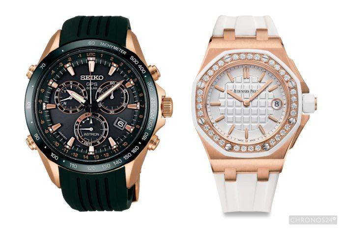 Zwycięzcy Wimbledonu i ich zegarki