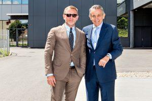 Daniel Craig i Stephen Urquhart