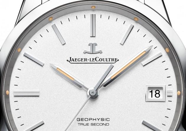 Jaeger-LeCoultre Geophysic True Second