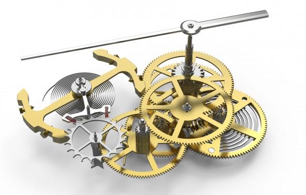 Mechanizm skaczącej sekundy