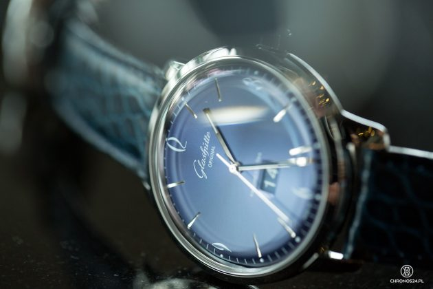 Glashütte Original – Sixties Panorama Date