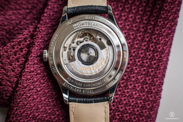 Montblanc Heritage Chronométrie Quantiéme Annuel