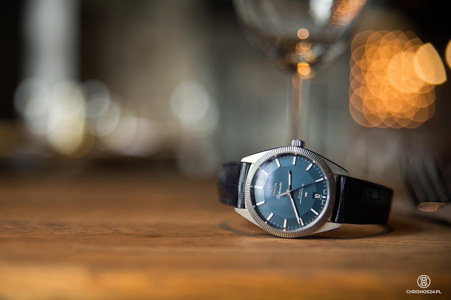 Часы omega seamaster chronometer