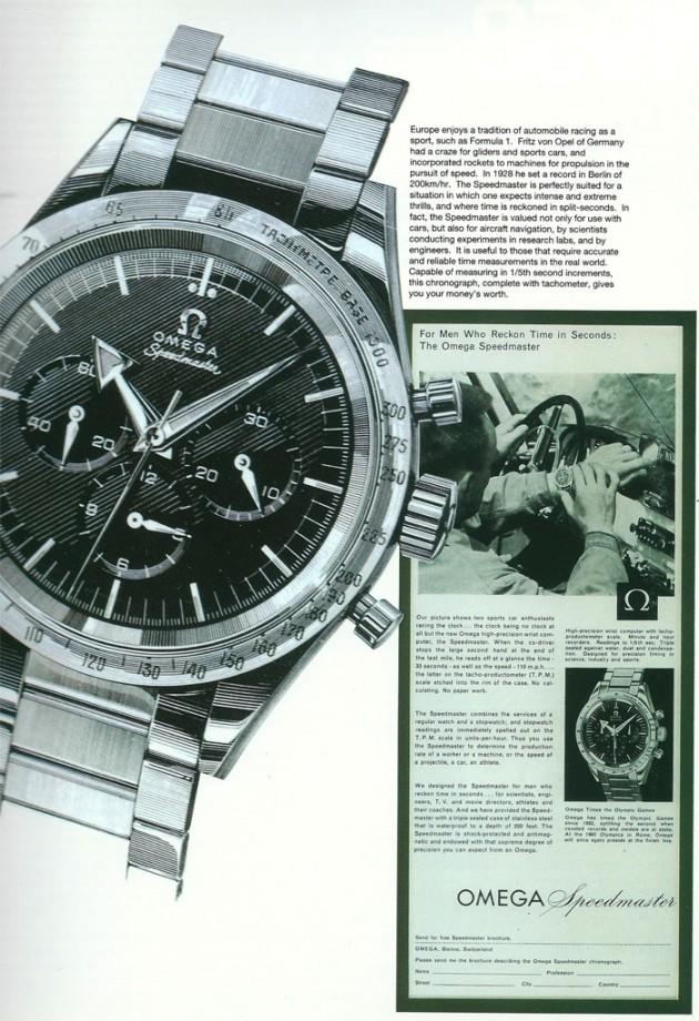 Omega Speedmaster Ref. CK2915