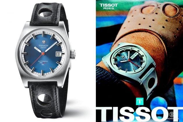 Tissot PR-516 z 1965 roku