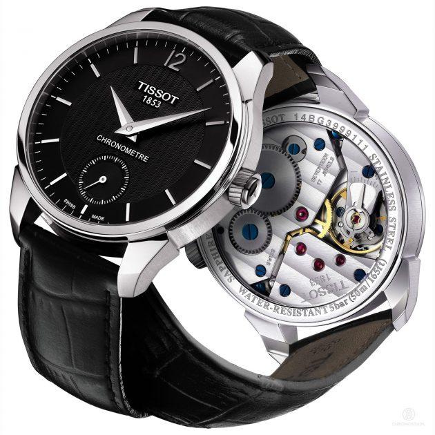 Tissot T-Complication Chronometer z 2013 roku