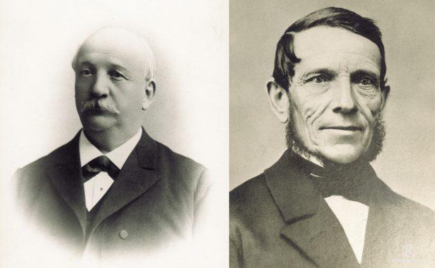 Charles-Emile oraz Charles-Felicien Tissot