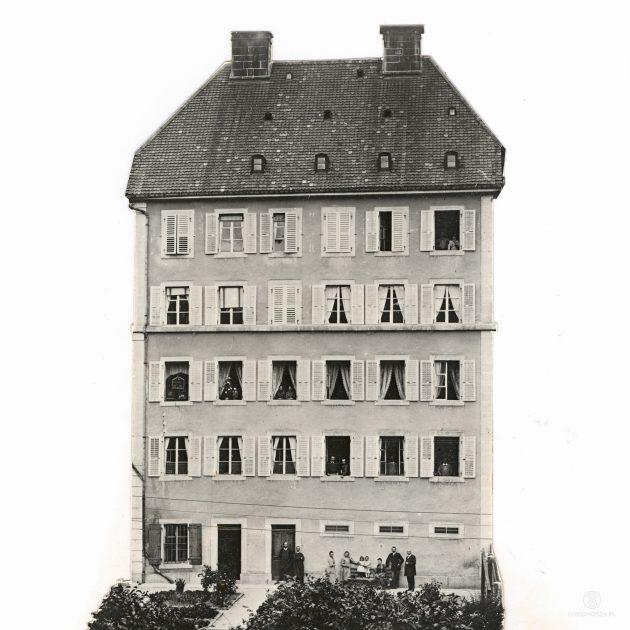 Pierwsza siedziba Tissot